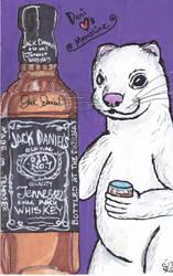 Moonshine the Ferret