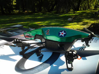 P-40 DroneHawk