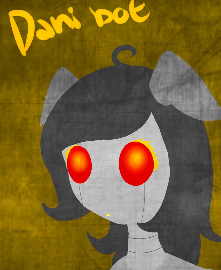 Danibot-Gift by cluelessAvian