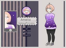 {BaS} Amelia by LittleGabbatron
