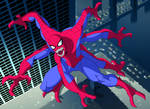 spider man the animated series doppelganger