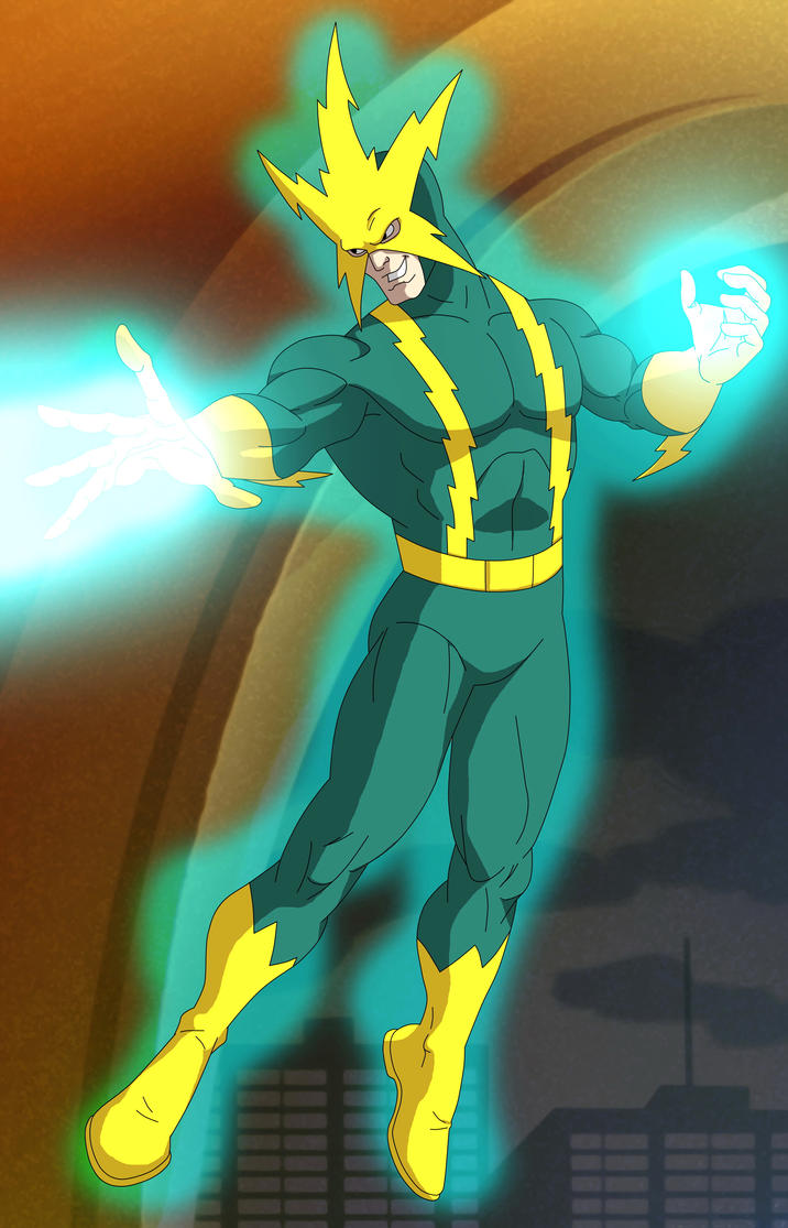 spider man the animated series electro by stalnososkoviy ... Spider Man Electro