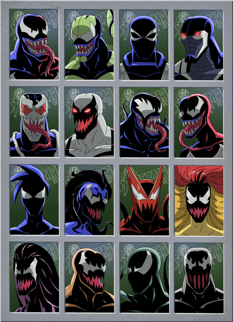 Symbiote Pictures to P...