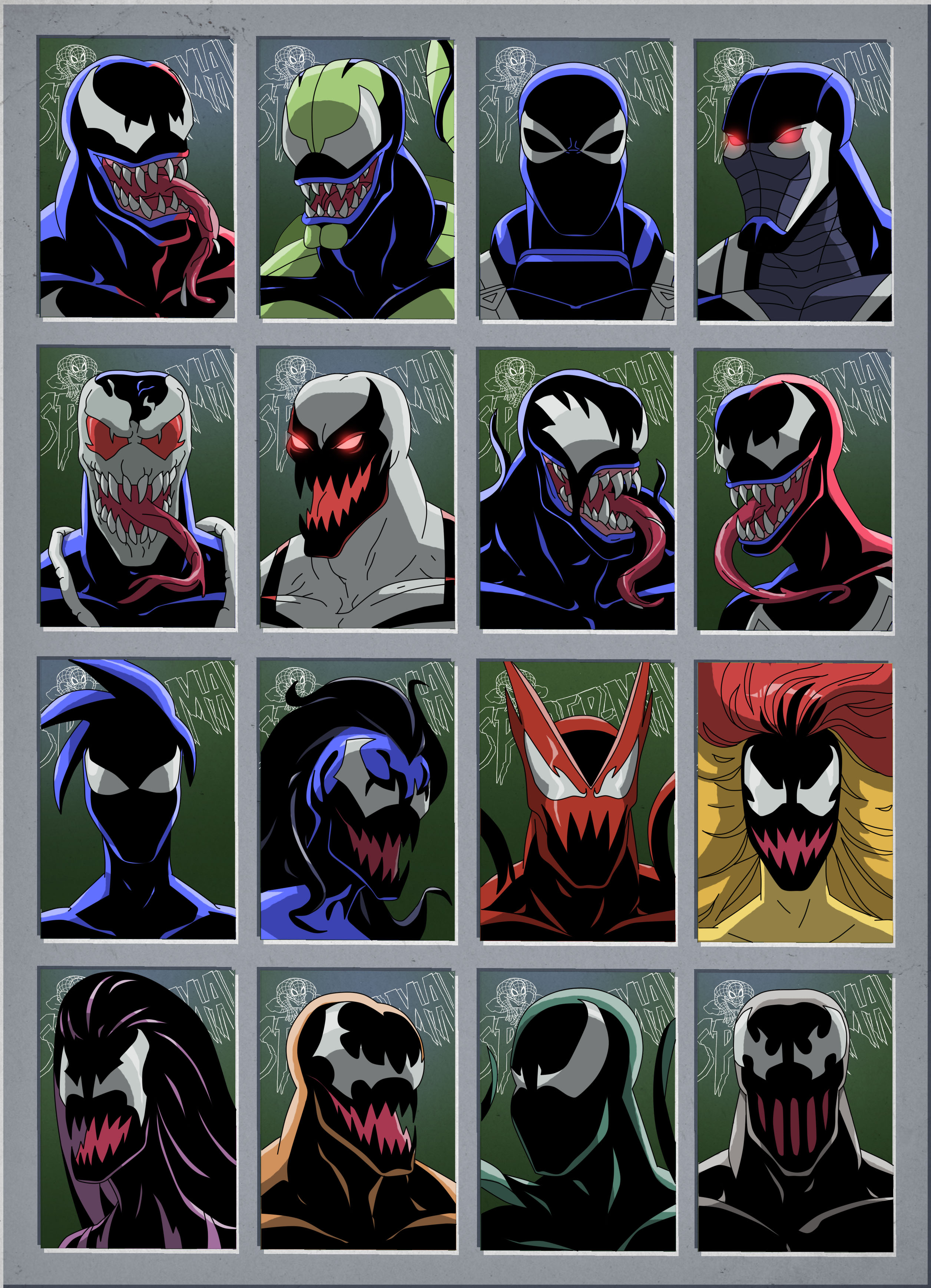 Image Gallery symbiote