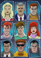 spider man the animated series by stalnososkoviy
