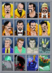 kraven the hunter and smythe