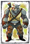 Rocksteady color