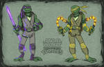 Star Wars/Ninja Turtles 2
