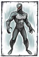 Venom Spider-Man 3 (2007 film) by stalnososkoviy