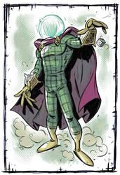 Mysterio by stalnososkoviy