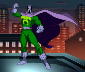 Prowler spider man the animated series