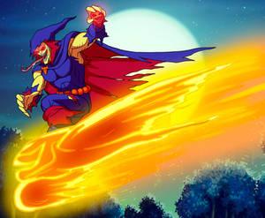 Demogoblin spider man the animated series