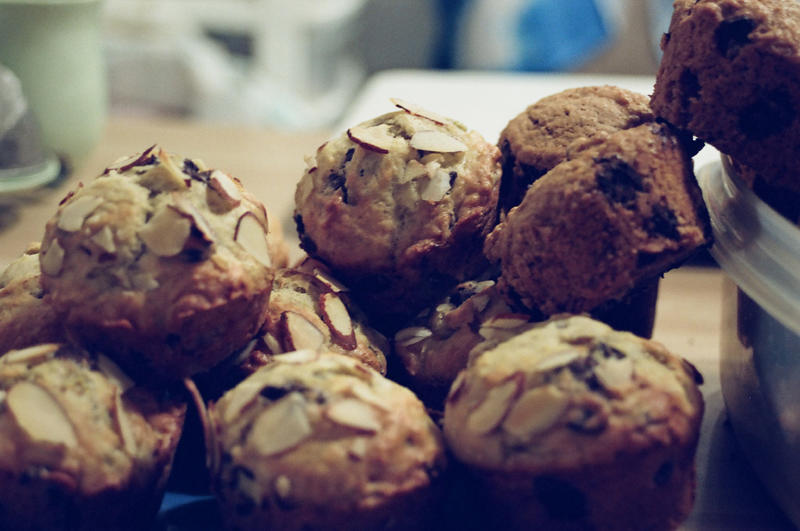 muffins equals heart
