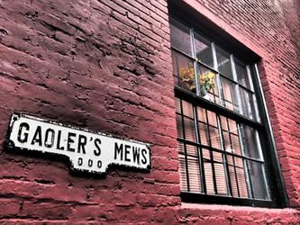 Gaoler's Mews by EmoFlask