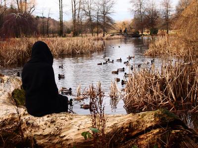 Duck Girl by EmoFlask