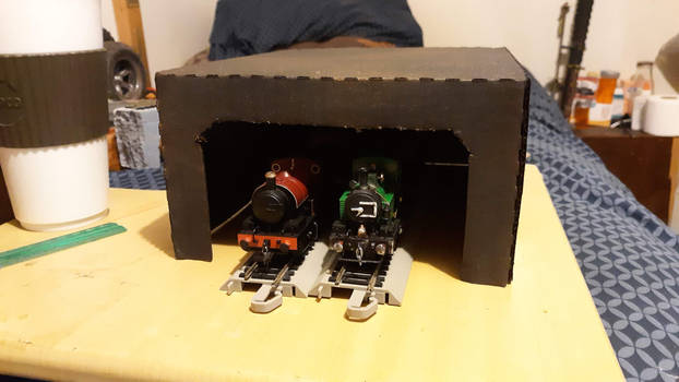 generic engine shed