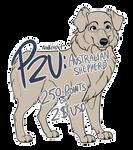 P2U Lines: Australian Shepherd