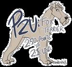 P2U Lines: Fox Terrier