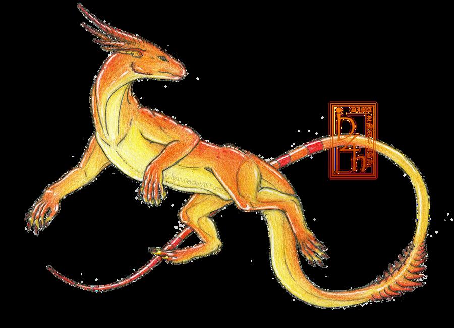 Solar-dragon by Keltaan