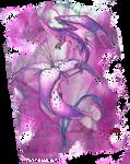Flower Dragon.