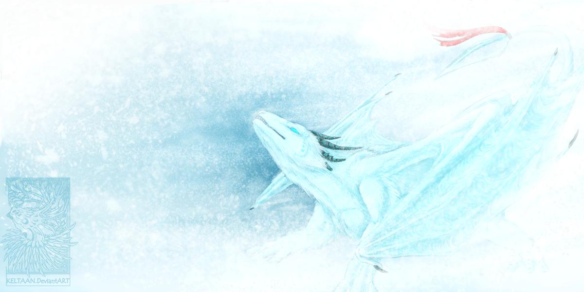 Snowstorm by Keltaan