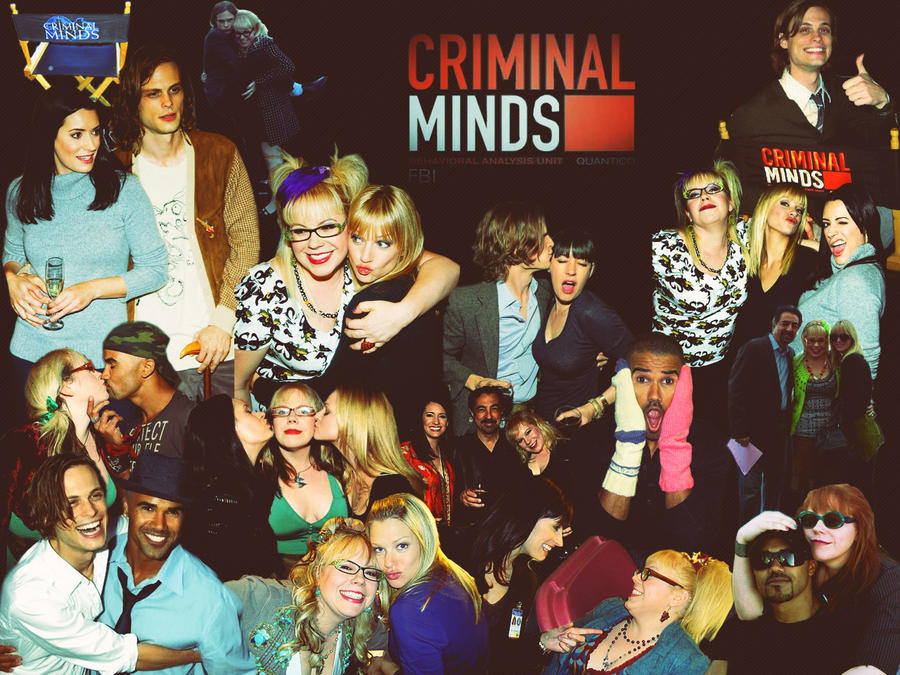 Criminal Minds Wallpaper. Criminal minds wallpaper by