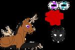 Thorny Pony species ref page-OPEN SPECIES