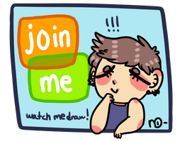 join.me //offline/ by cryptidz3