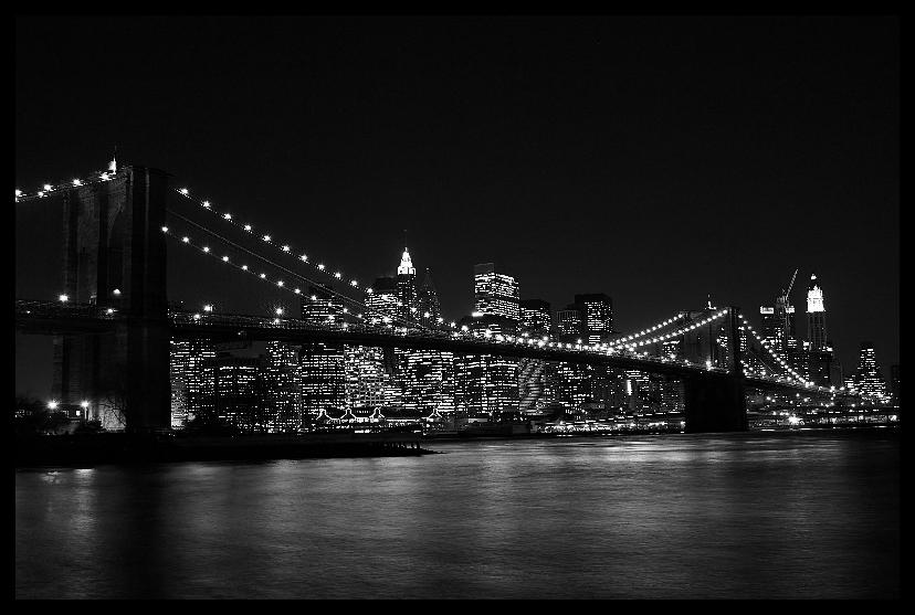 nyc skyline II by toko