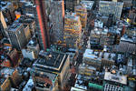 NYC from above I