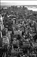 NYC from above II by toko