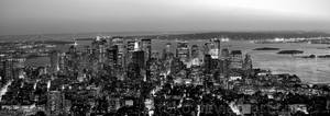 nyc financial district - pano by toko