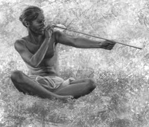The arrow maker1 by thuvia