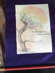 Rainbow Tree by thuvia