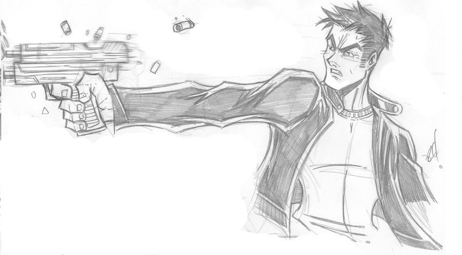 mack turner sketch by irlgzz on deviantart