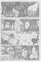 MACK TURNER page1 pencils by IsraelSivaArt