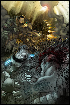 GEARS OF WARS 2