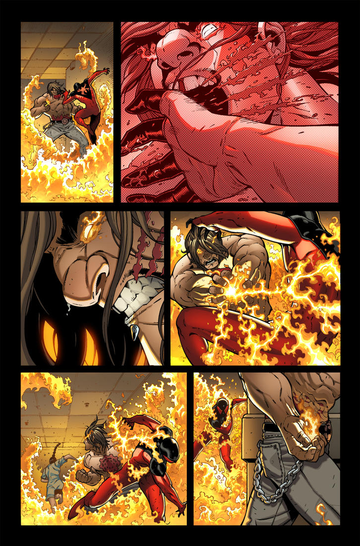 scarlet spider 121 pages - photo #24