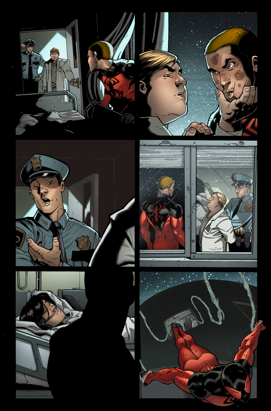 scarlet spider 121 pages - photo #22