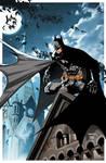 Batman by IsraelSivaArt