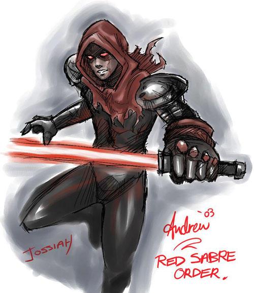 Dark Jedi by stryda