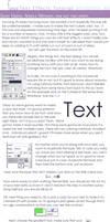 GIMP Tutorial: Text Effects