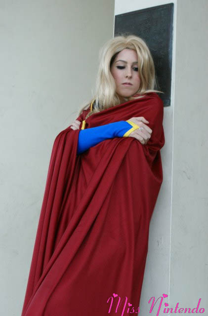 We aren't on Krypton anymore by MissNintendo
