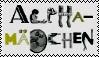 alphamaedchen stamp by erosarizona