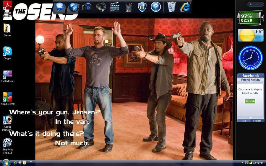 Where's your gun, Jensen? by KArtWorks