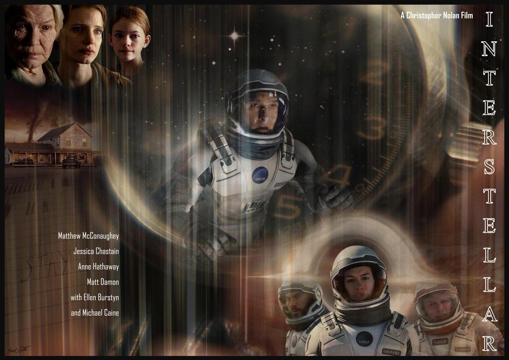 Interstellar by Frosdee
