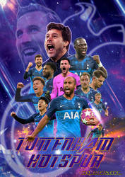Tottenham Hotspur to infinity