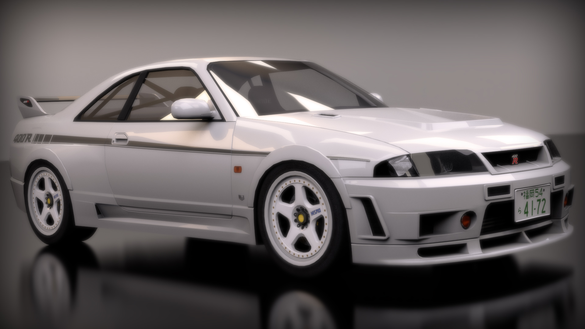 J And M Auto >> Nismo 400R (Silver) by BFG-9KRC on DeviantArt