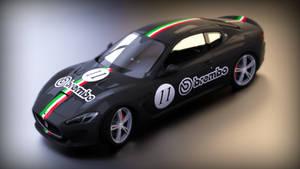Maserati MC Stradale Brembo