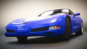 Chevrolet Corvette Z06 C5